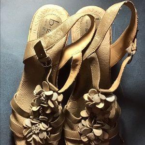 B.O.C. Born concepts dress shoes sandals 10